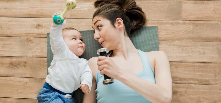 Unzufrieden mit körper nach schwangerschaft