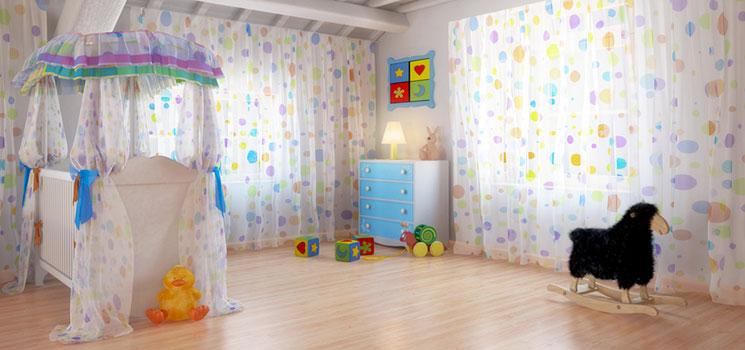 Kinderzimmer gestalten: Ideen für das Einrichten