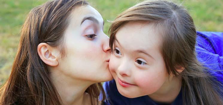 Down syndrom beim baby eine familie berichtet kidsgo for Minimalistisch leben mit familie