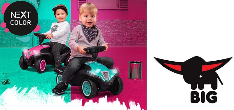 big bobby car next test kidsgo. Black Bedroom Furniture Sets. Home Design Ideas