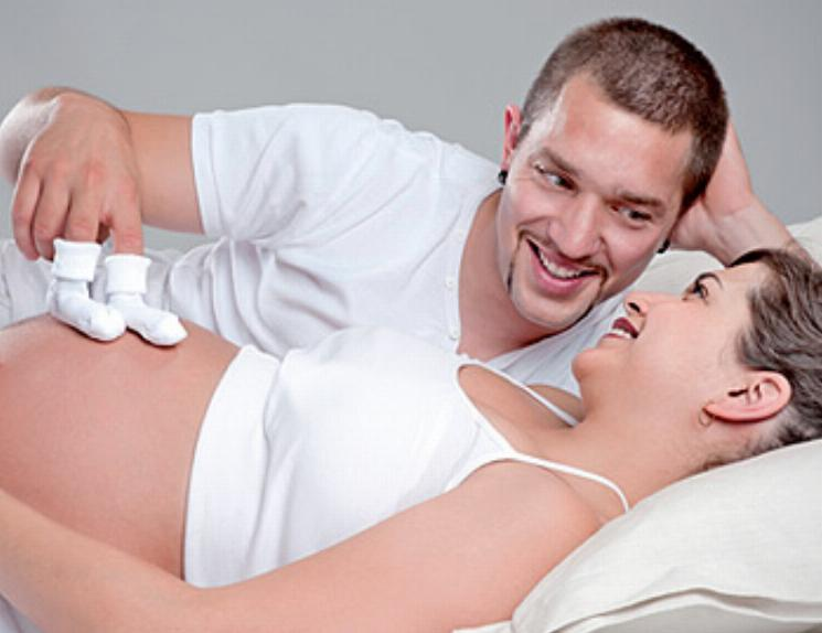 Der schwangerschaft in geschlechtsverkehr Sex