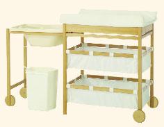 produkttest bade wickel kombi von roba kidsgo. Black Bedroom Furniture Sets. Home Design Ideas
